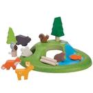 《 泰國 PLAN TOYS 》動物森林 / JOYBUS玩具百貨