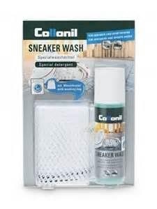德國 Collonil 紡織、運動球鞋特殊清洗劑 (含洗鞋袋) SNEAKER WASH 100ml