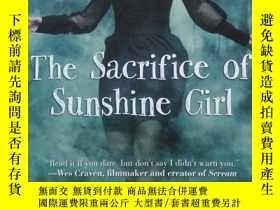二手書博民逛書店The罕見Sacrifice of Sunshine GirlY