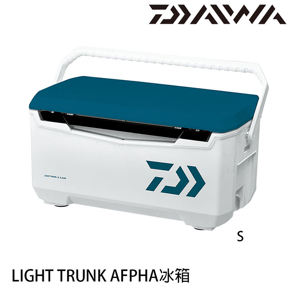 漁拓釣具 DAIWA LIGHT TRUNK ALPHA S2400 [硬式冰箱]