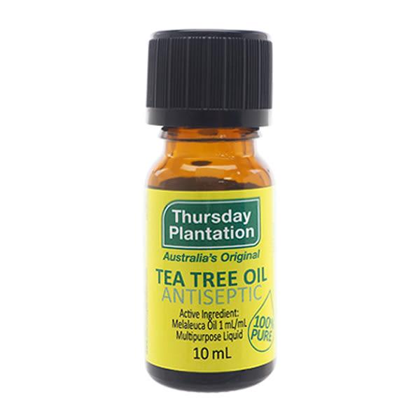 Thursday Plantation 澳洲星期四農莊 茶樹精油(10ml)【小三美日】