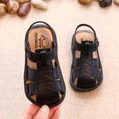 男孩涼鞋夏季男童鞋嬰幼1-3歲潮童夏天軟底 JA1223 『時尚玩家』
