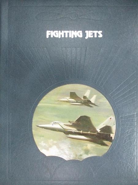 【書寶二手書T6/軍事_DB5】Fighting Jets