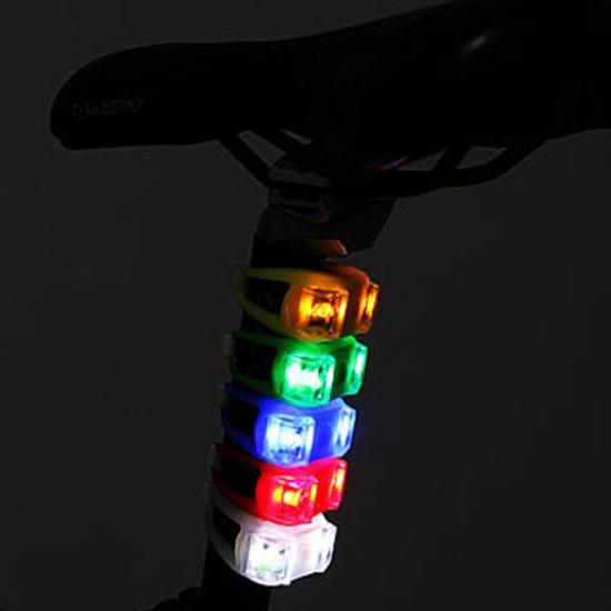 青蛙燈 警示燈 第六代 營繩燈 單車裝備 自行車LED燈 附電池 第六代青蛙燈【N346】慢思行