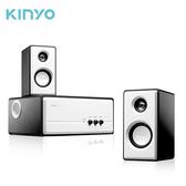 KINYO 重低音2.1聲道全木質喇叭CRF5680【愛買】