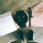 韓國ulzzang個性概念手錶男中學生韓版簡約休閒復古潮流創意女錶 全館免運