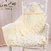 新生兒包被棉質質初生嬰兒抱被抱毯加厚款小被子寶寶用品