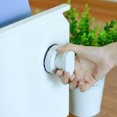 吸盤門把手冰箱櫥櫃衣櫃抽屜浴室玻璃推拉門小拉手櫃門現在簡約 快速出貨