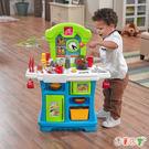 小巧精緻的廚房,讓孩子可以享受小廚師的扮演趣味!內含26件烹飪道具