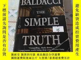 二手書博民逛書店外文書《THE罕見SIMPLE TRUTH 》 新e架3層Y16