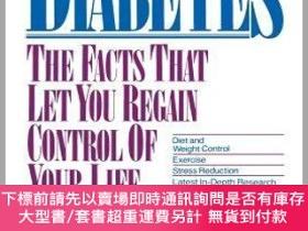 二手書博民逛書店預訂Diabetes罕見Facts That Let You Regain Control Of Your Lif