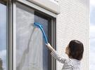 日本進口-加長版紗窗清潔2way神器