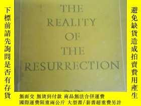二手書博民逛書店THE罕見REALITY OF THE RESURRECTION