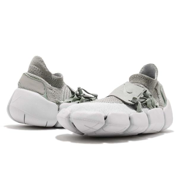 【六折特賣】Nike 慢跑鞋 Footscape Flyknit DM 灰 編織鞋面 襪套式 運動鞋 男鞋【ACS】 AO2611-002
