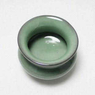 龍泉青瓷 鐵胎香爐
