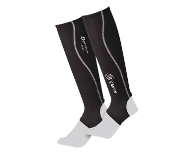 【Doron】RECOVERY SOCKS XL Size Black 護具・服飾 DARTS