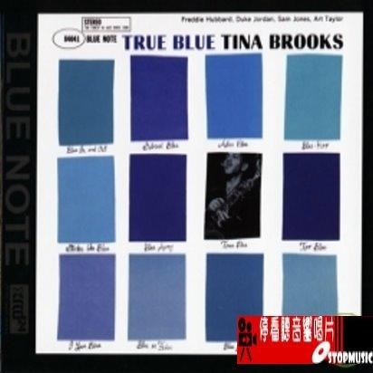 【停看聽音響唱片】【XRCD】Tina Brooks - True Blue