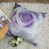 夢幻玫瑰抱枕套45*45-生活工場