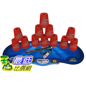 [104美國直購] Speed Stacks Competitor Sport Stacking Set 疊加 運動 速度 練習 配件