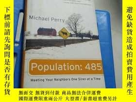 二手書博民逛書店Population:罕見485Y267886 ISBN:978