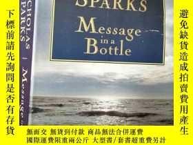 二手書博民逛書店Message罕見in a Bottle【英文原版小32開】Y7