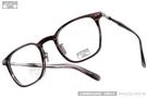 EYEVAN 7285 光學眼鏡 EV312 C1091 (流線灰紫) 日本製嚴選品質經典款 #金橘眼鏡