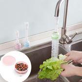居家家水龍頭防濺節水器花灑麥飯石過濾嘴廚房凈水器花灑頭過濾器   LannaS