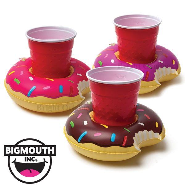 美國 Big Mouth 造型飲料杯游泳圈 甜甜圈系列