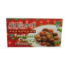 穀盛 蘋果速食咖哩 (甘味)  (220g)一盒 不添加味素