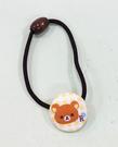 【震撼精品百貨】Rilakkuma San-X 拉拉熊懶懶熊~髮束-球型#65906