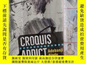二手書博民逛書店Croquis罕見addict (French) 人物素描Y19139 Adebanji ALADE DE S