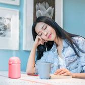 七河USB加濕器家用靜音臥室孕婦辦公室室內迷你便攜式空氣加濕器台秋節88折