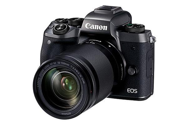 《映像數位》  CANON EOS M5 機身+18-150mm IS STM 鏡組【台灣佳能公司貨】*