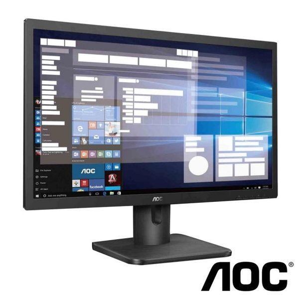 ▼限時全新下殺 AOC 22E1H 21.5吋 LED (16:9)液晶顯示器- (22E1H)【刷卡分期價】