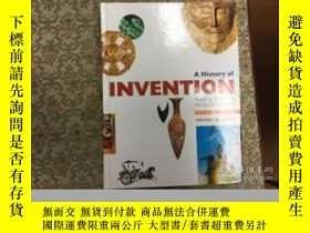 二手書博民逛書店A罕見History of Invention: From St