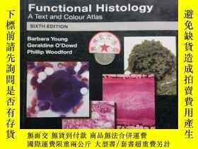二手書博民逛書店Wheater s罕見Functional Histology: