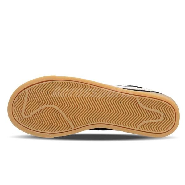 【六折特賣】Nike 休閒鞋 Wmns Blazer Low SD 黑 白 麂皮鞋面 膠底 女鞋 運動鞋【PUMP306】 AV9373-007