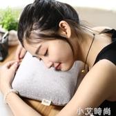 抱枕 午睡枕頭辦公室午休神器學生趴睡枕抱枕成人午覺小枕頭記憶棉頭枕【小艾新品】
