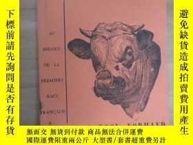 二手書博民逛書店英文書罕見LE HERD-BOOK NORMAND (共24頁)Y15969