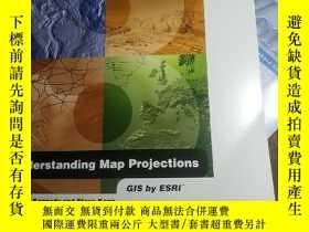 二手書博民逛書店Understanding罕見map projections G