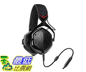 [美國直購] V-MODA Crossfade M-100 耳罩式耳機 黑白兩色 Over-Ear Noise-Isolating Metal Headphone