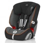 【愛吾兒】Britax EVOLVA 1-2-3 PLUS 1-12 歲安全座椅 黑灰