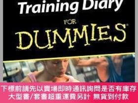 二手書博民逛書店預訂Weight罕見Training Diary For DummiesY492923 Allen St. J