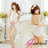 情趣用品-內睡衣【魔法之夜】【Gaoria】進入你心 浪漫唯美 性感睡襯衣 N2-3302
