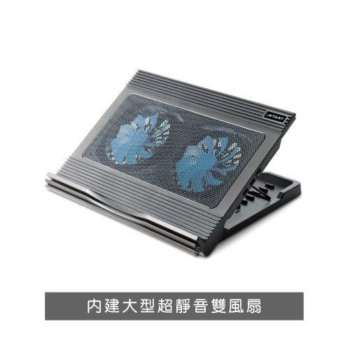 【新風尚潮流】JetArt CoolStand Pro 人體工學筆電散熱器 NPA180