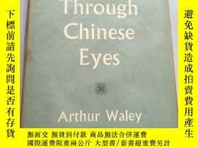 二手書博民逛書店The罕見Opium War Through Chinese E