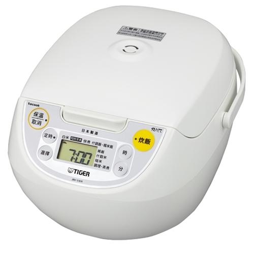 ~限時特價~TIGER虎牌 六人份微電腦電子鍋JBV-S10R(免運費)