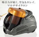 原價5880元,現在A級福利品只要1990元YAMASAKI雙渦輪超氣旋V10吸塵器 SK-9100SV
