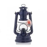 【速捷戶外露營】德國 FEUERHAND 火手燈 BABY SPECIAL 276 古典煤油燈 寶石藍276-BLAU