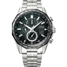 CITIZEN星辰 GENT'S 商務光動能電波計時腕錶 AT8218-81E